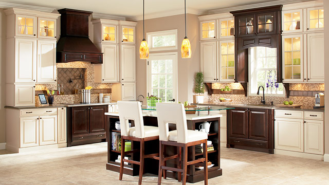 Kitchen Cabinets Painted With Glaze rushmore cabinets: specs & features | timberlake cabinetry