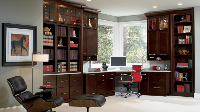 Timberlake Cabinetry Stirs Java Finish In To Cherry