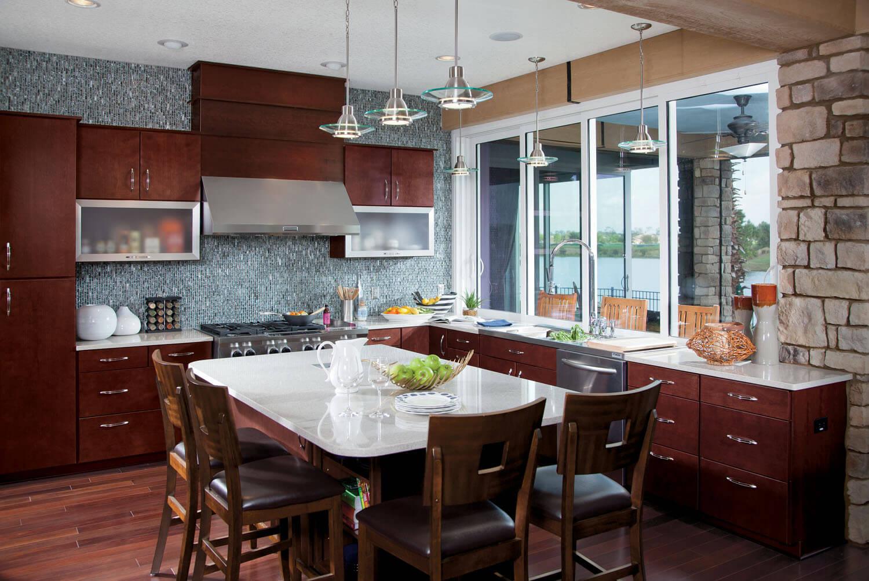 G Shaped Kitchen Layout Kitchen Design Ideas G Shaped Kitchen Amazing Deluxe Home Design