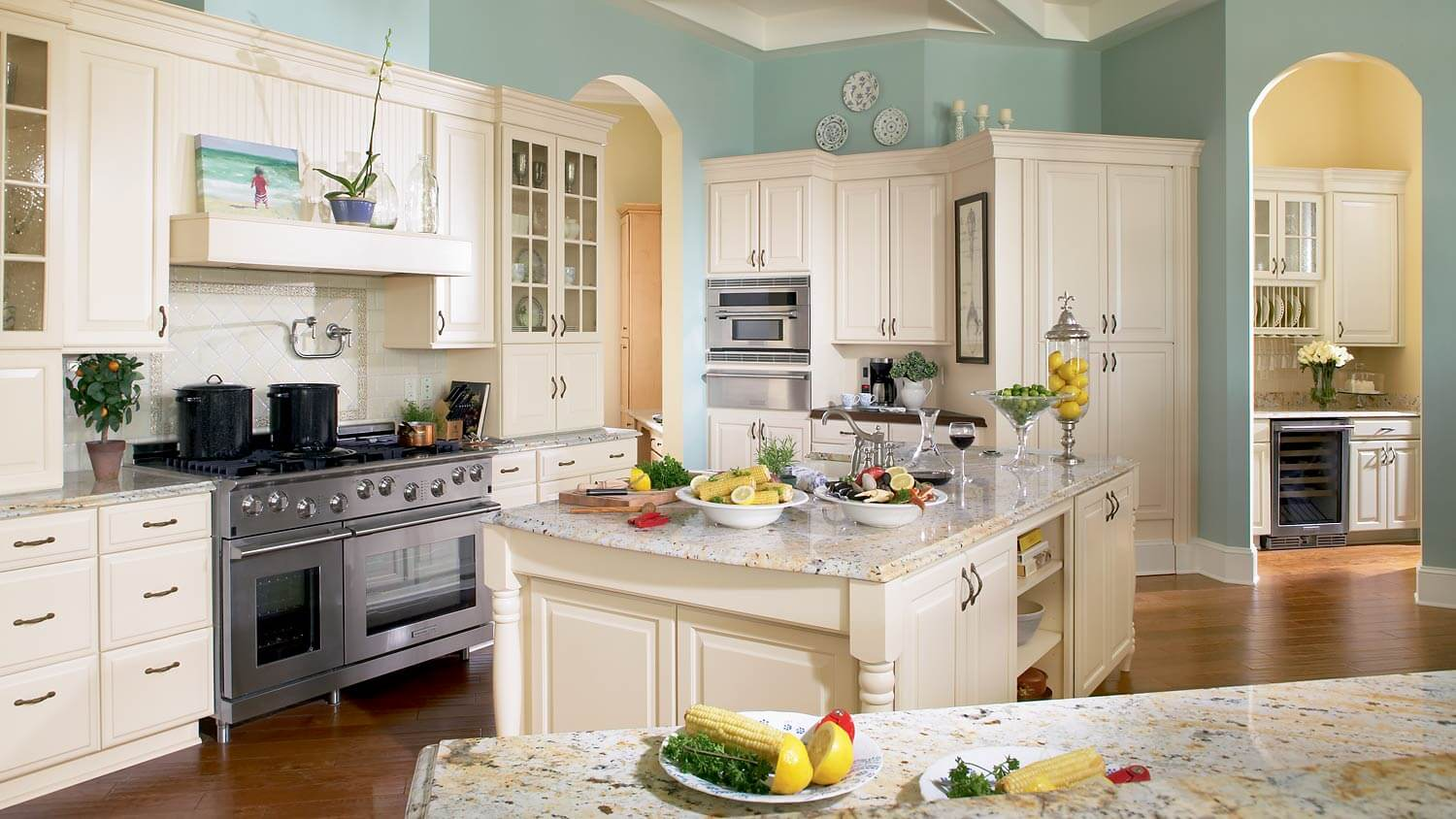 The ultimate cook s kitchen form function and aesthetics for Southern style kitchen ideas
