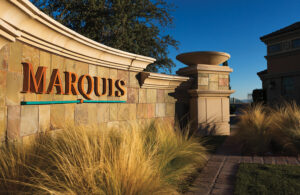 Marquis Seven Hills community entrance