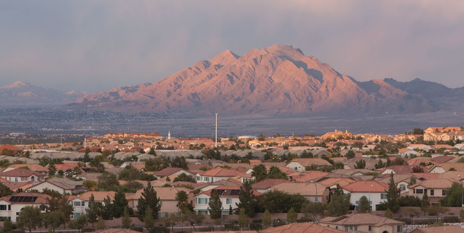 Henderson, NV: A Place to Call Home
