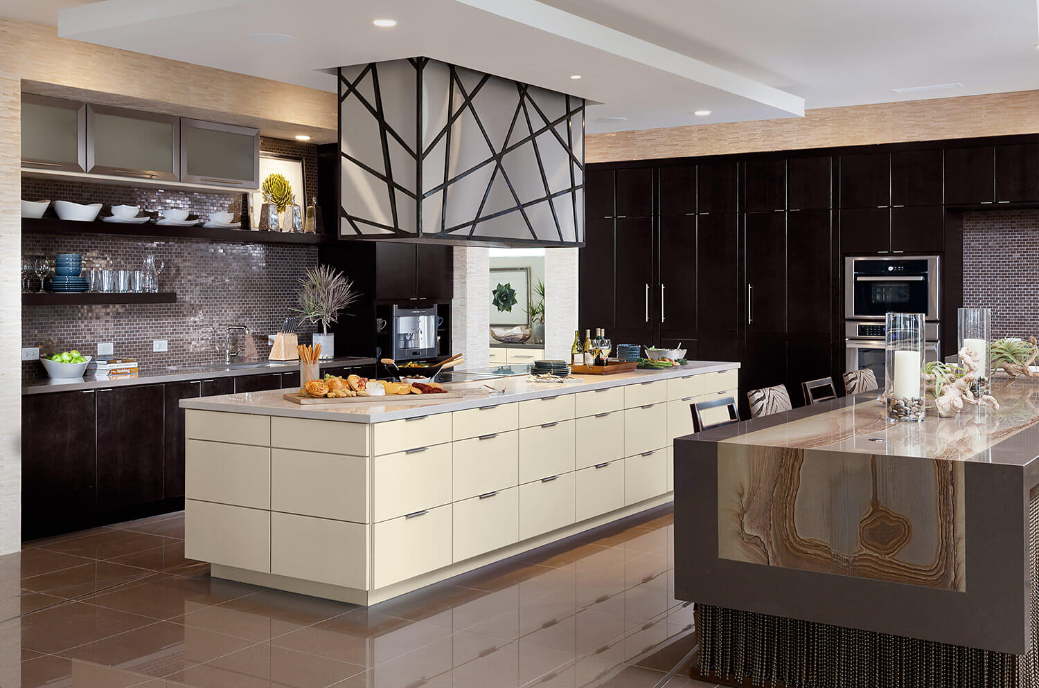 Timberlake Cabinetry Design And Service Spotlighted In 2014 New American  Home At IBS