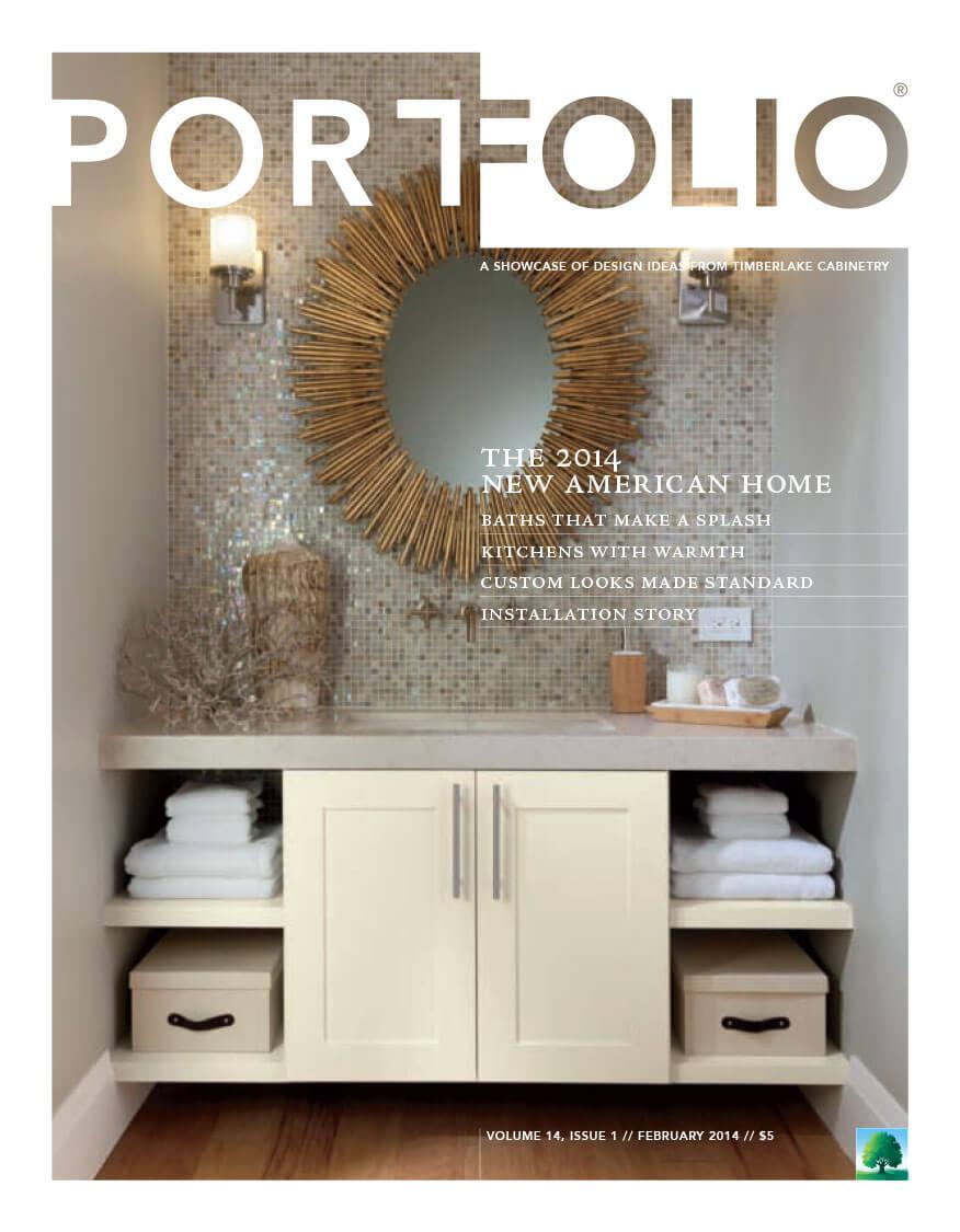 Timberlake Unveils New Portfolio Magazine With Enhanced Focus